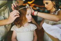 wedding kids.