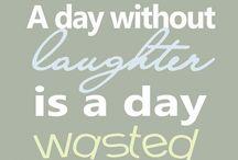Funny / Een dag niet gelachen is een dag niet geleefd...