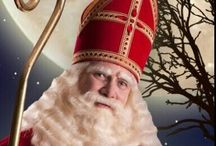 Sinterklaas / Santa Claus