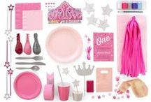 Ultimate Fairy Princess Party / Curated in collaboration with Party Affairs - this ULTIMATE Kit has everything you need to throw an amazing Fairy Princess themed party.