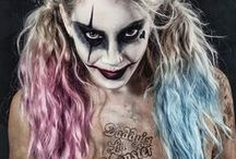 halloween makeup @noodle / noodle's halloween inspirations