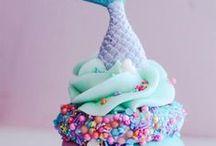 Meerjungfrau Geburtstagsfeier / Alles rund um die Meerjungfrau für eine tolle Geburtstagsfeier! Basteln, Dekorieren, Rezepte.