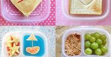 Lunchbox Rezepte für die Brotdose / Leckere Rezepte für die Brotdose: für die Schule, für die Arbeit oder den Kindergarten.