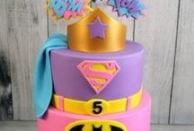 Super Hero Girls - Superheldinnen Geburtstag