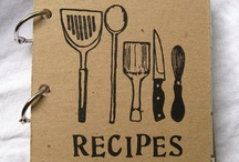 Food and Recipes / by Candice Brewer