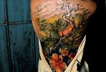Tattoos / by Candice Brewer