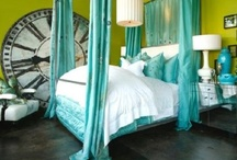 Bedrooms / by Candice Brewer