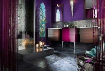Bathrooms / by Candice Brewer