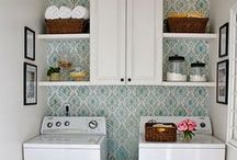 Home - Laundry Room / by Rebecca Muller
