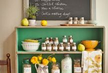 Home - Kitchen / by Rebecca Muller