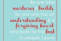 Cutesy Quotes / by Rebecca Muller
