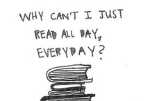 """""""You can't buy happiness, but you CAN buy books and that's kind of the same thing..."""" / After reading a good book I have a hard time coping with reality. / by Abi Lambert"""
