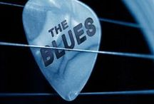 The Blues / by Denise Hartle