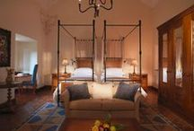 Suite Dreams / Our Suites offer an exciting selection of themes and styles. / by Belmond