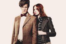 Doctor Who / Wibbly wobbly, timey wimey...stuff / by Mary Conley