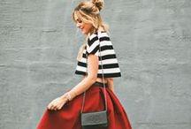 Inspirações / Produções que inspiram a blogueira Nati Vozza do Glam4You desde looks casuais a roupas de festa!