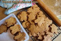 Christmas Baking / Christmas food, cooking and baking