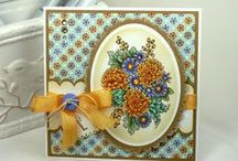 Flourishes, a fabulous stamp company / by Carol Sciortino