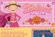 Pinkalicious Newsletter