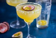 Drinks and Cocktail Recipes / Alcoholic and Non-alcoholic drinks and cocktails