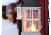 lanterns / by Jamie Akers - Cove Side Creations