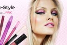 "Styli-Style Canada / Stýli-Style cosmetics (pronounced ""Steel-e Style"") is line of long lasting beauty products available in stores across Canada. Styli-Style brings you couture quality at prices everyone can afford and in a range of gorgeous colors to keep you looking beautiful day and night. www.farleyco.ca/Styli-Style/Products.html / by Farleyco Canada"