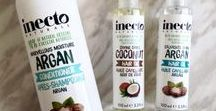 Inecto Naturals - Canada / Inecto Pure Coconut products instantly hydrate and nourish dry skin and hair. Bursting with moisture rich ingredients, the unique formulations helps restore, soften and condition.  Inecto Pure Coconut offers a natural source of skin and hair enhancing benefits - something Pacific Islanders have known for centuries. www.farleyco.ca/Pure-Coconut-Oil/Products.html
