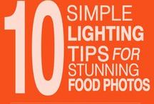Food Photography / Links to Food Photography tutorials, tips and ideas