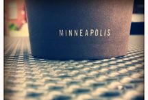 Through the Streets of Minneapolis / by Molly Ortner