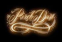 Pixel Dust Design Studio / Graphic & Web designs by Julia M. DeLeeuw