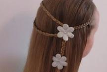 ~ Little Girl's Hair ~ / by Chantel Perez