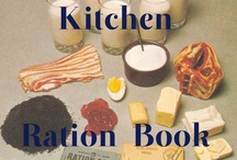 Wartime Kitchen / Recipes from the Wartime Kitchen Ration Book Cooking Challenge