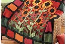 Hooks & Needles / Crochet, Sewing....