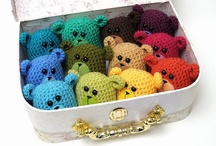 ♥ Amigurumi!! ♥ Community Board / Love amigurumi? Can't resist crocheted cats, bears, or other cuteness? Share your links to great crochet patterns, techniques--anything to provide others with amazing amigurumi inspiration! If you'd like to pin to the board, email me (Lori) at lverb23@gmail.com and I'll send you an invite. (If you're trying to sell your design, please only post that design ONCE. Multiple pins by a single pinner will be deleted and that pinner will be removed as a contributor.) Happy pinning! / by Lori Verbrugge