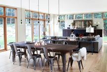 CID: TF Dining and Living Rooms / by Tina F