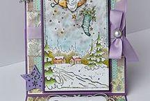 Cards I Love - LOTV / by Diana Blessinger