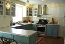 kitchens / by Deborah Roides Interior Design