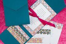 Invitaciones De Boda / Invitaciones informar a tus invitados de los detalles del evento y establecer el tono para tu fiesta todo.