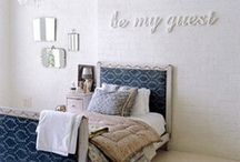 Home - Guest Bedroom / by Rebecca Muller