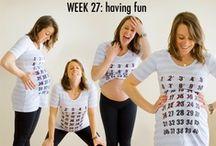 Baby - Pregnancy / by Rebecca Muller