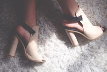 Fashion - Shoes / by Rebecca Muller