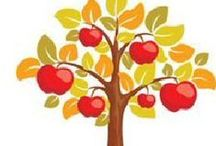Autumn Fun / Fun educational activities and ideas for preschool to school-age children.