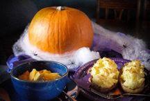 Halloween Food Inspiration / Ideas for halloween treats