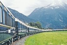 The World's Great Train Journeys / by Belmond