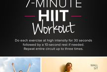 Gym It Up - Workouts / by Rebecca Muller