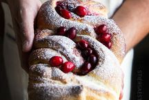Cranberry Creations / I have a real love for cranberries and these are some cranberry recipes that look really good.