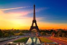 France / travel / by Janice Anderson