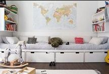Dwell // Kids / Spaces and places designed for small humans / by Molly Ortner