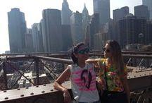 Dicas de NYC / Nati Vozza do Glam4You dá as melhores dicas de NYC para quem está a caminho dessa cidade incrível!