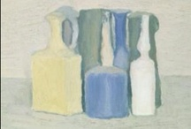 MORANDI / Giorgio Morandi (Bologna, July 20, 1890 – June 18, 1964) was an Italian artist painter (still life).